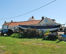 Overstrand, north Norfolk
