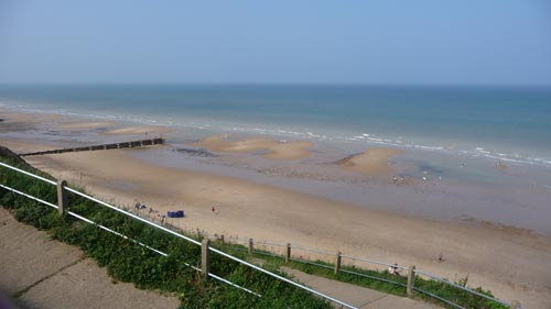 Overstrand Beach, Overstrand, Norfolk